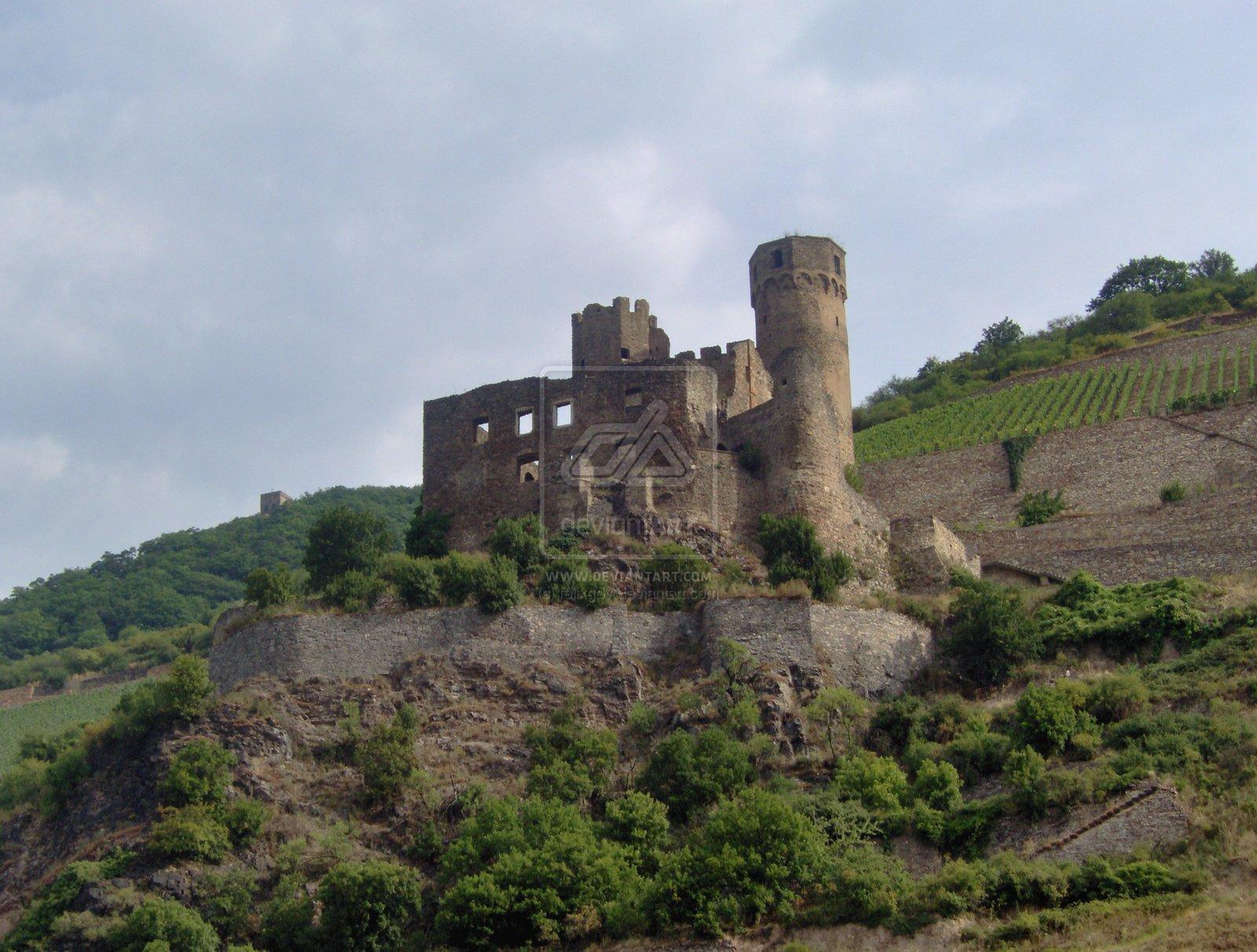 German Castle by felixgdv 1600x1212