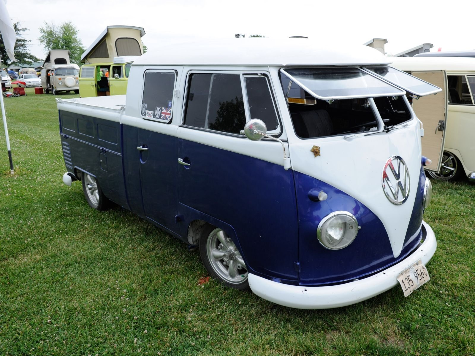 Funfest For Air Cooled Vw 2012 Pickup Photo 101 1600x1200