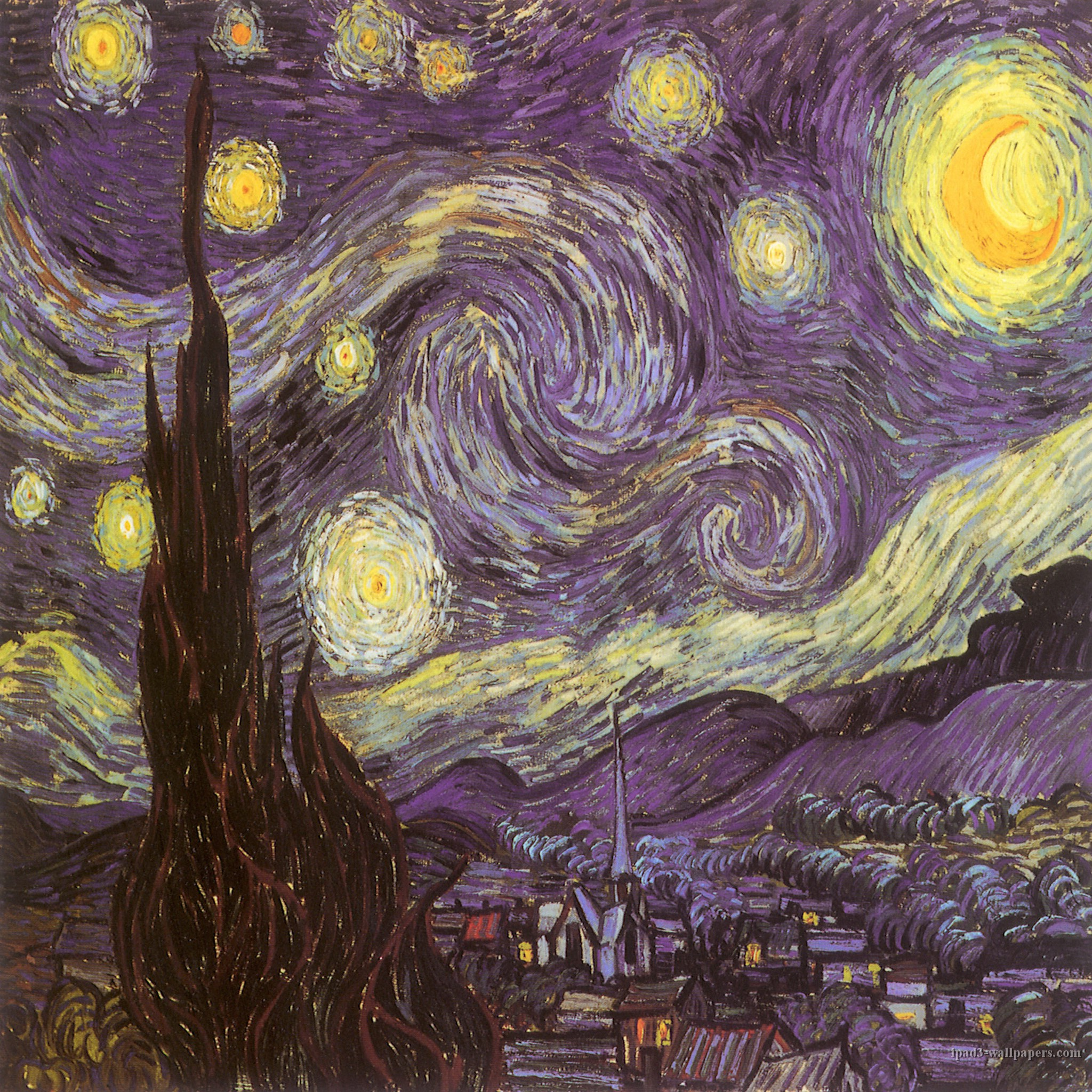 Van Gogh Wallpaper: Vincent Van Gogh Wallpapers