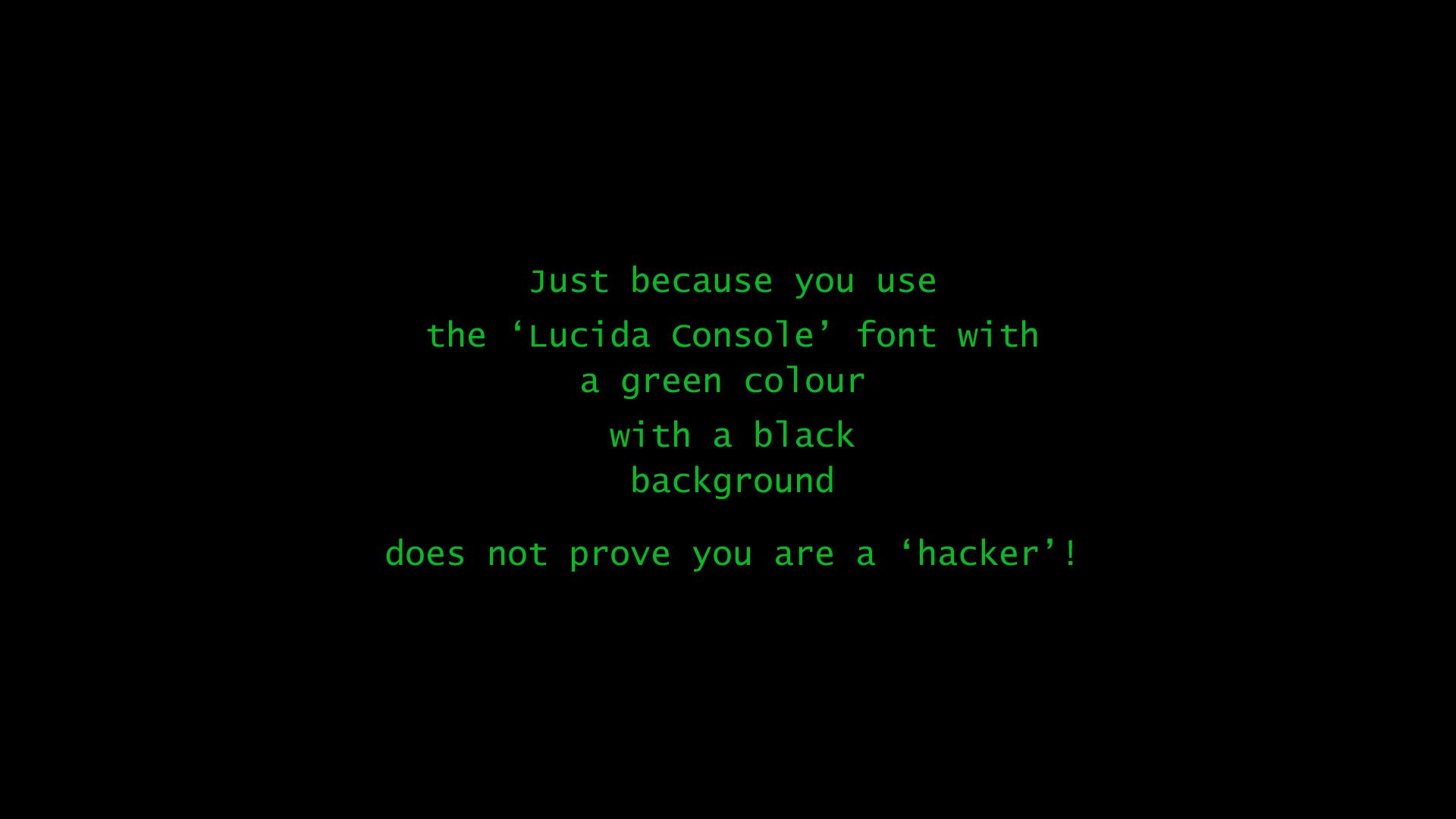 Hacker Wallpaper Green 1920x1080