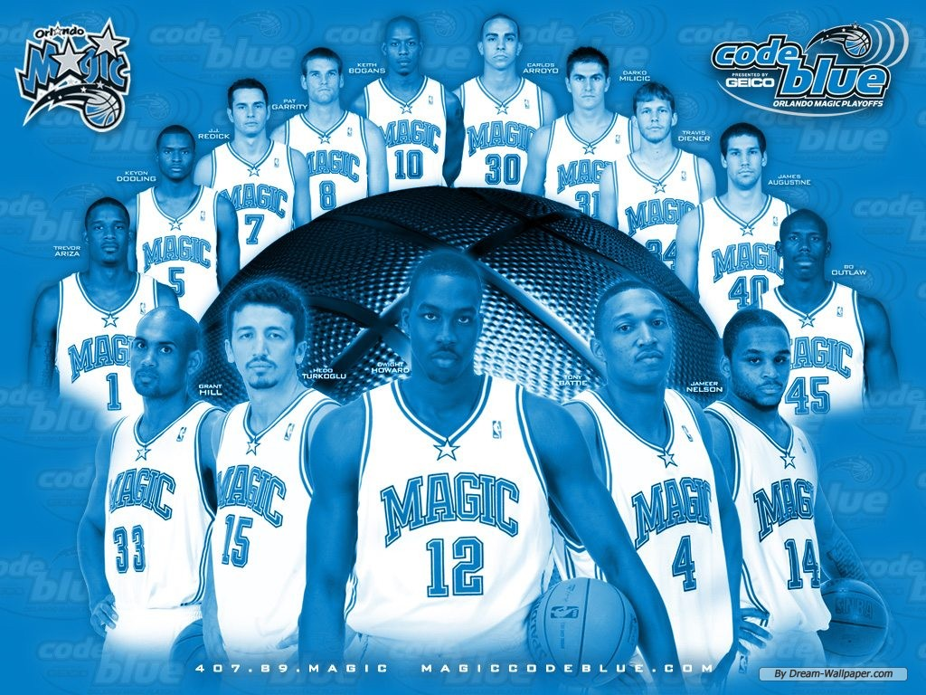 Orlando Magic NBA Playoffs Wallpapers NBA Wallpapers 1024x768