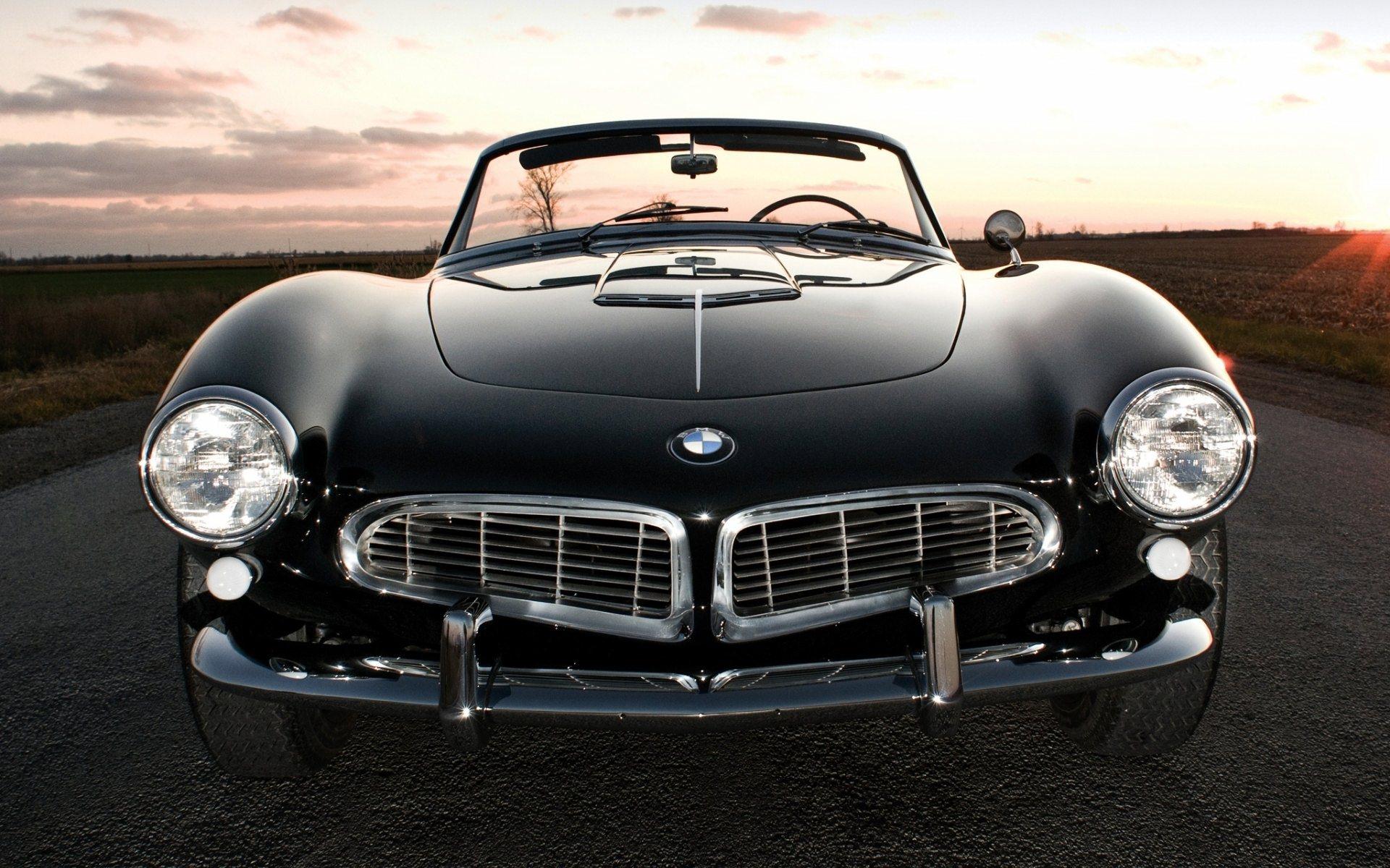 BMW Classic Car Widescreen HD Wallpaper 1920x1200