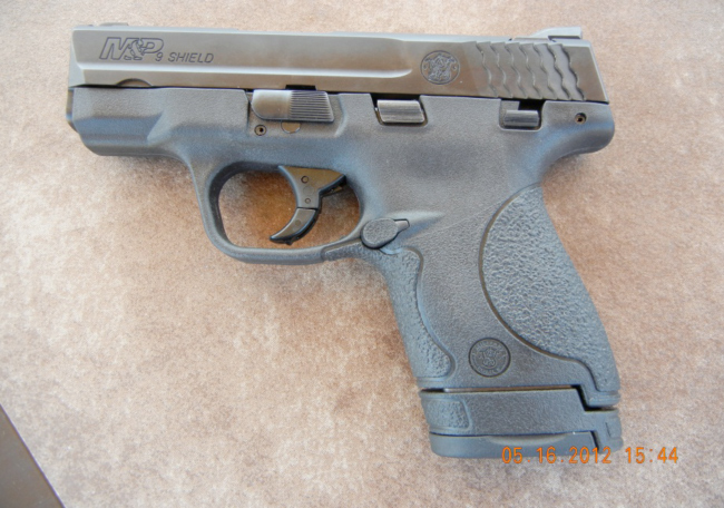 Smith And Wesson Mandp Wallpaper Smith wesson mp shield 650x456