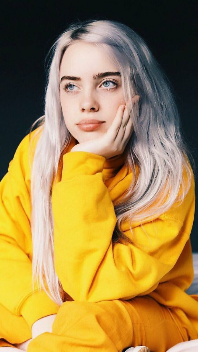 Untitled Billie eilish Billie Billie eilish ocean eyes 640x1136