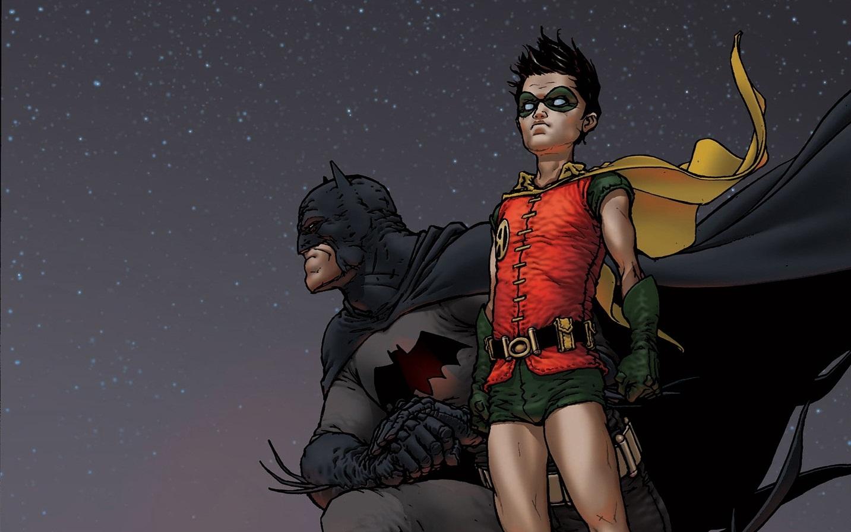 Batman Robin Wallpaper 1433x897 Batman Robin DC Comics Comics 1433x897