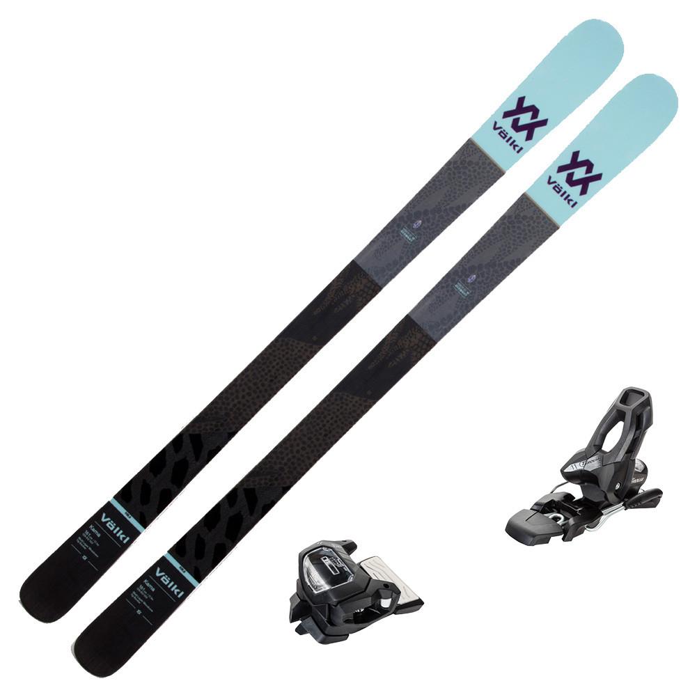2020 Volkl Kama Womens Skis w Tyrolia Attack2 11 GW Bindings 1001x1001