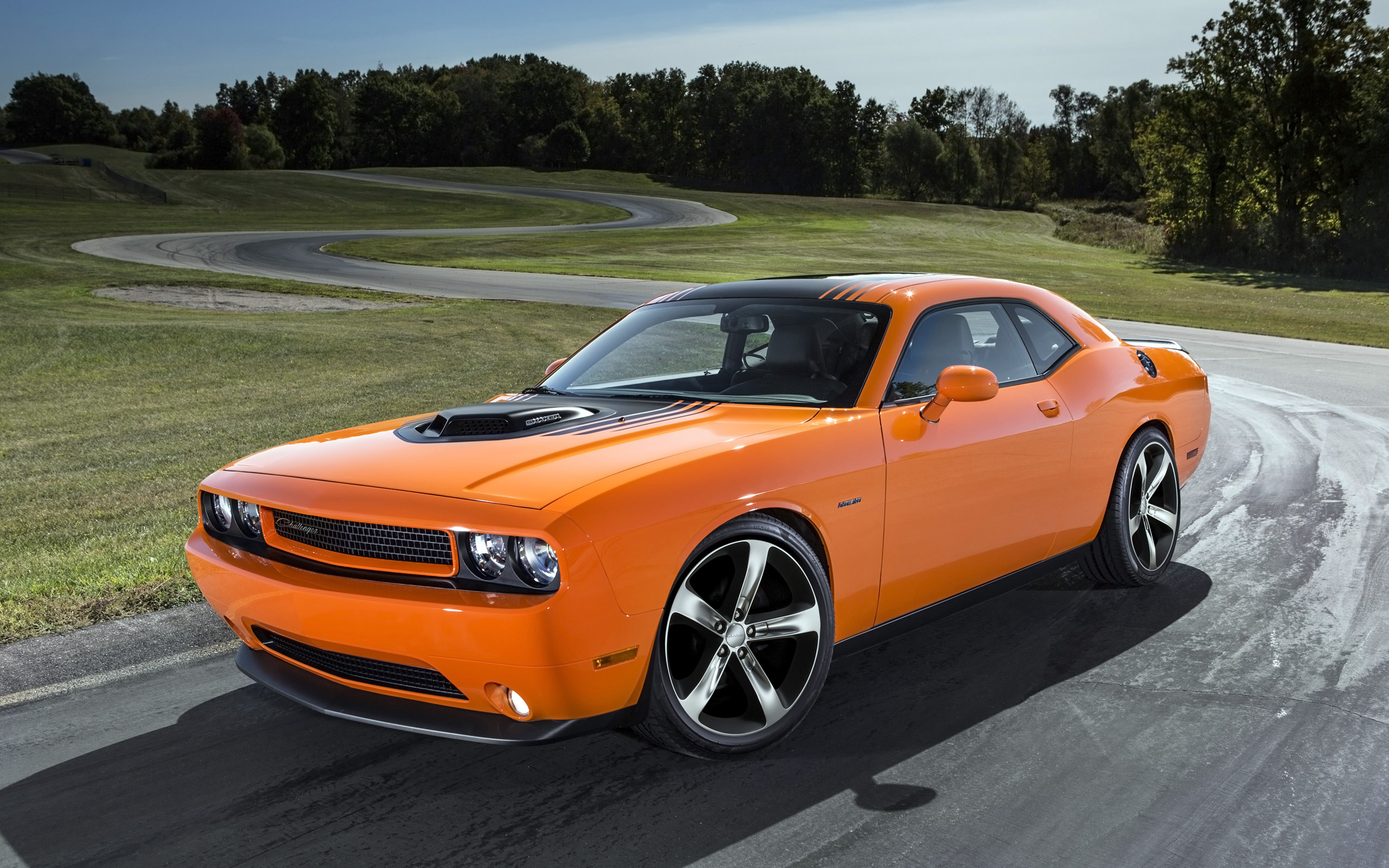 2014 Dodge Challenger RT Shaker Wallpapers Wallpapers HD 2560x1600