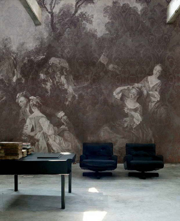 Italian Style Wallpaper by Inkiostro Bianco Blog WGSN 600x734