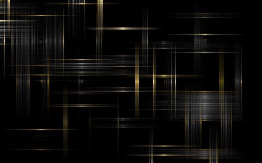 Black N Gold Wallpaper - WallpaperSafari