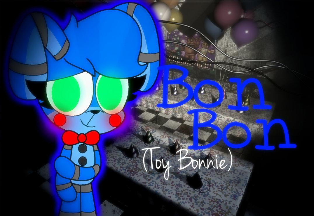 BonBon Toy Bonnie Wallpaper by PinksterThePuppet 1076x743