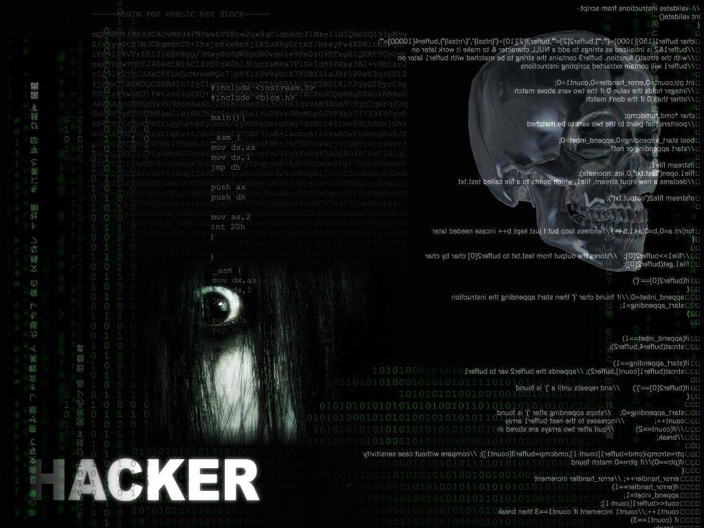 Hackers Wallpaper 1024x768