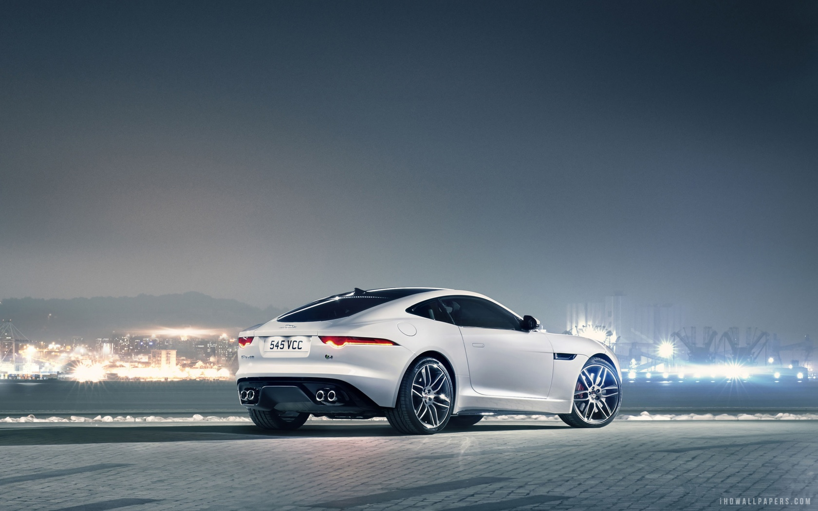 Jaguar F Type Coupe 2015 HD Wallpaper   iHD Wallpapers 1680x1050