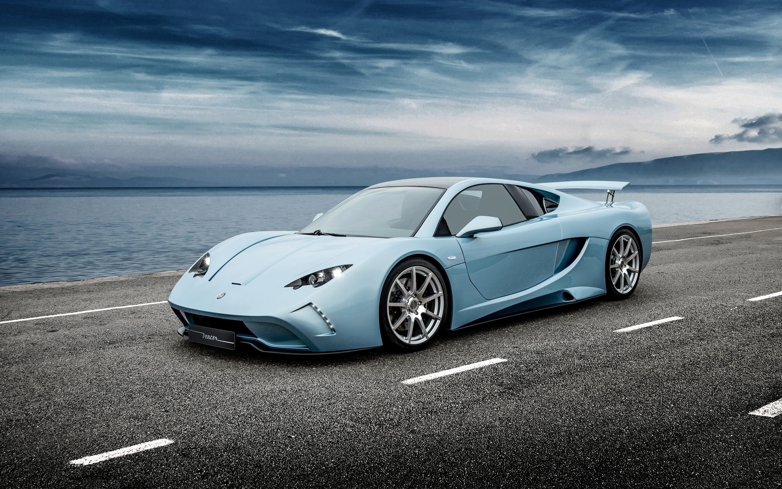 Vencer Sarthe 2015 Wallpaper HD Car Wallpapers 2560x1600