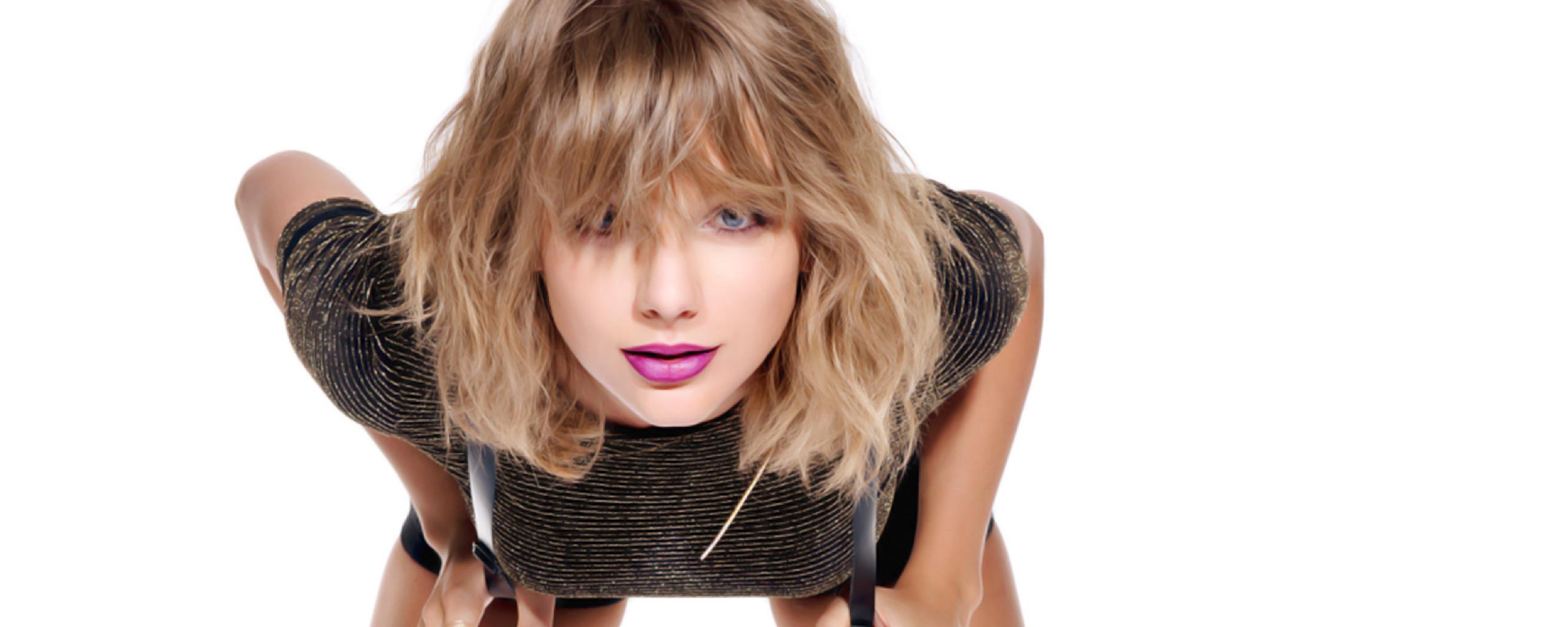 Taylor Swift 2017 Latest Full HD Wallpaper 2560x1024