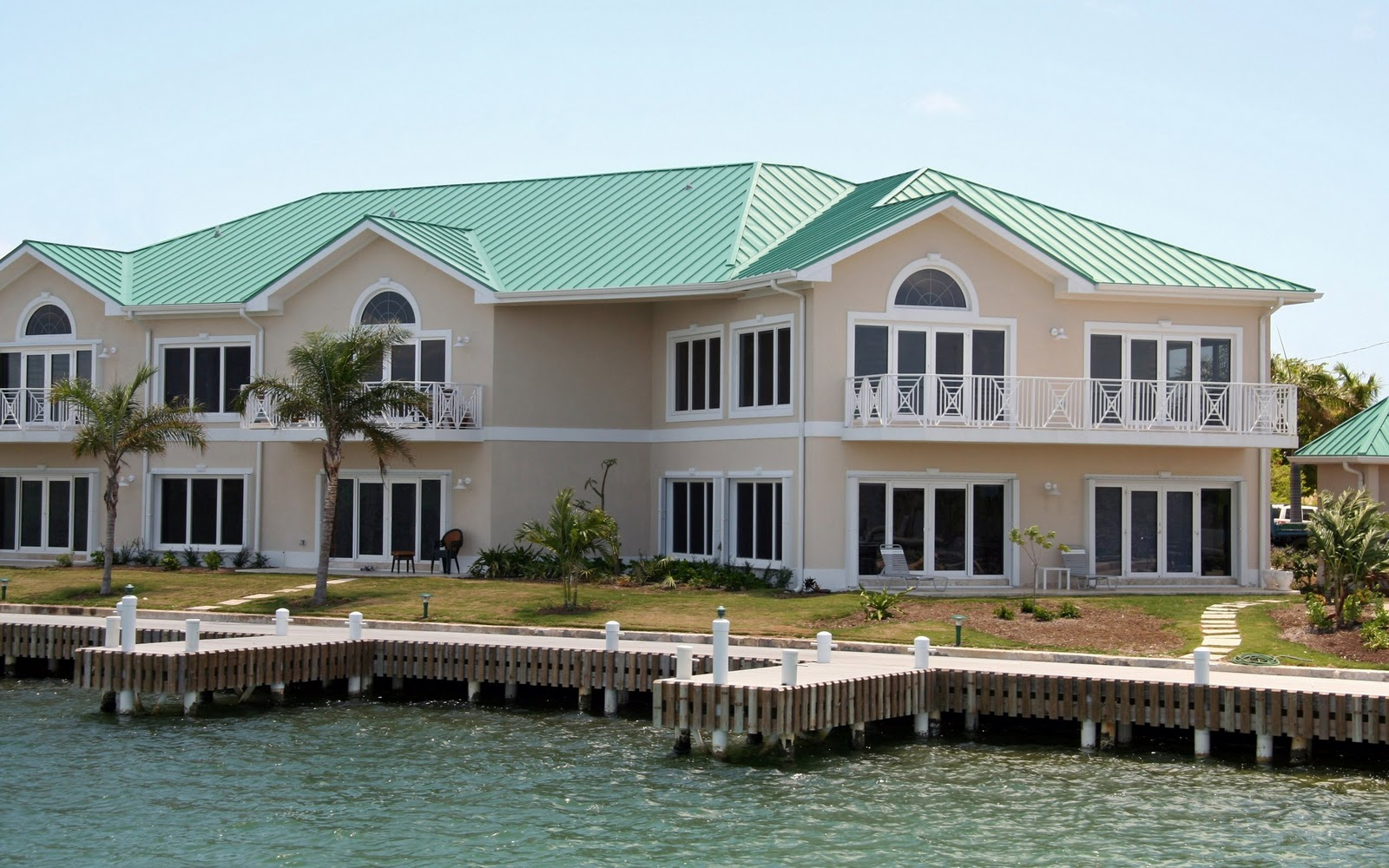 Beautiful Houses HD Wallpapers Set 1 1600x1000