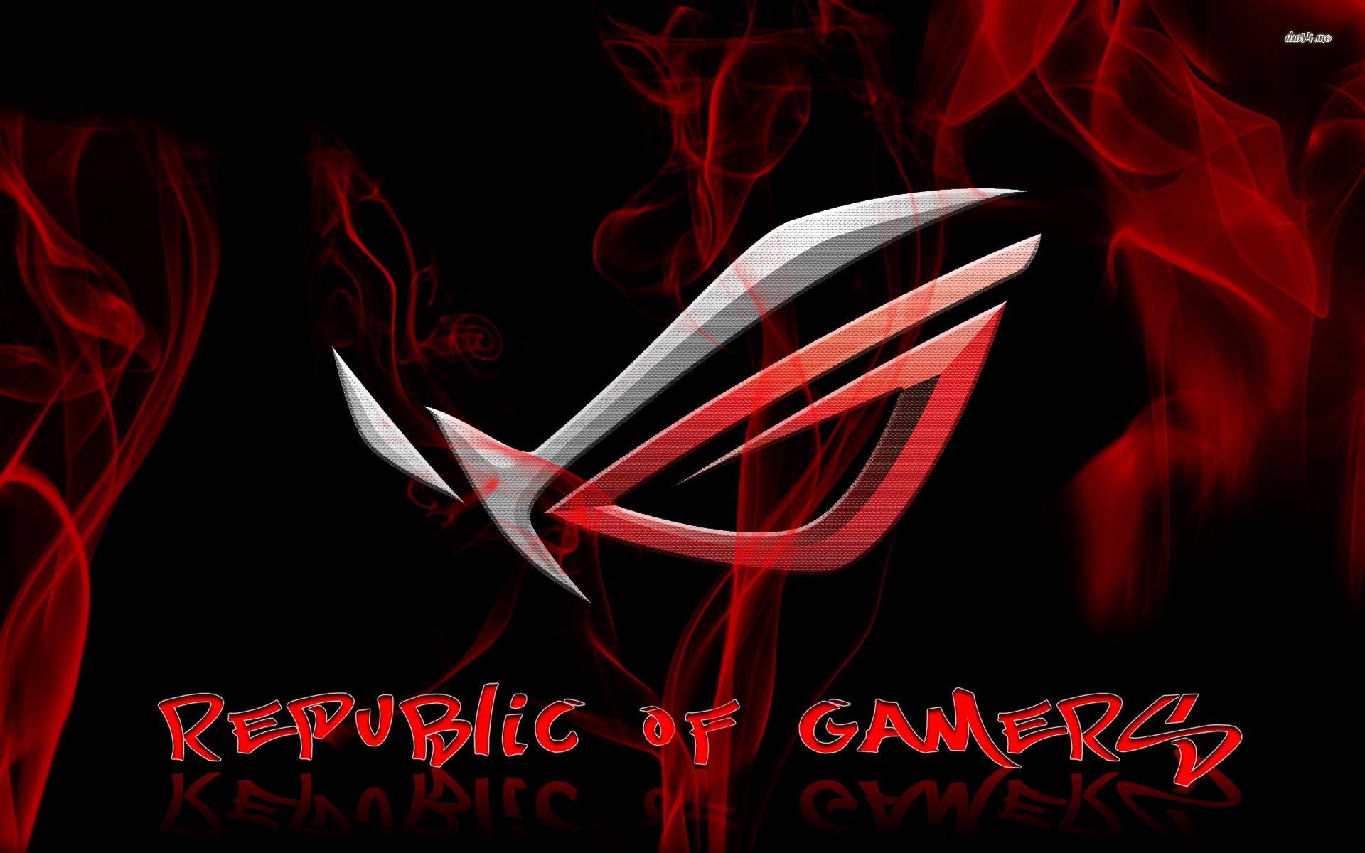 Republic Of Gamers wallpaper 256068 1920x1200