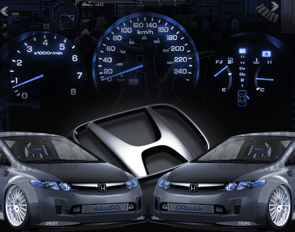 cool wallpapers Honda civic Wallpapers 955x750