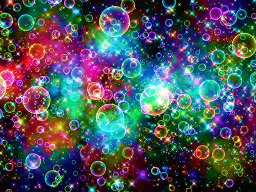 wallpapers to your cell phone   bubbles colorful   19833917 Zedge 510x383