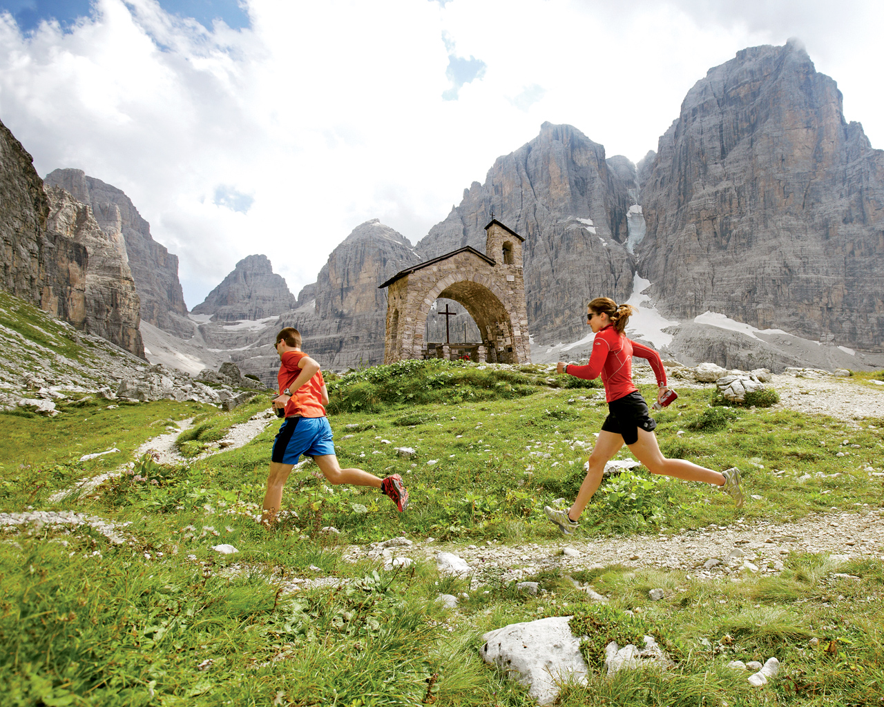 Rave Run Brenta Dolomites Italy Runners World 1280x1024