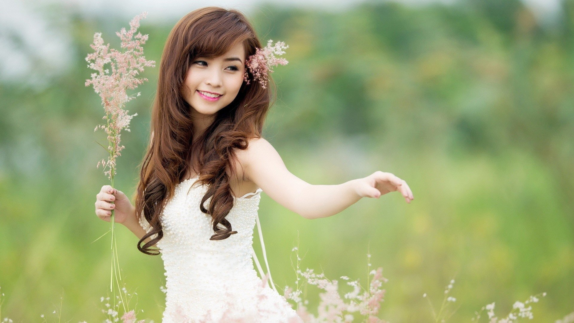 Chinese Girls Wallpapers HD Pictures One HD Wallpaper 1920x1080