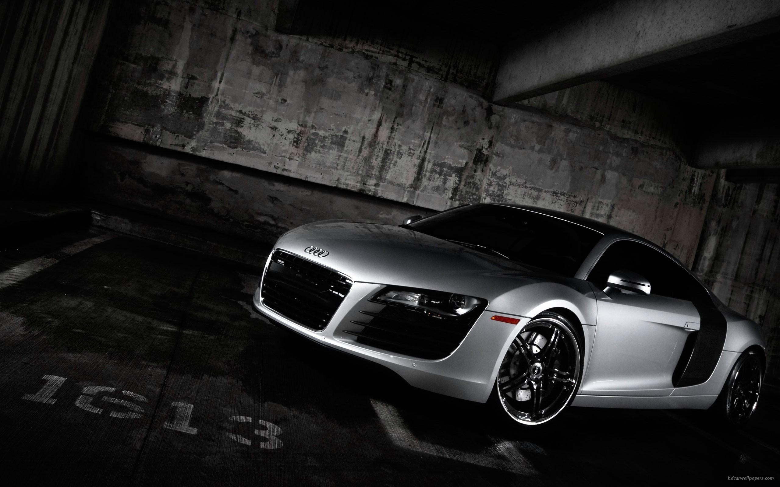 Audi R8 Exclusive HD Wallpaper for Desktop Backgrounds 2560x1600