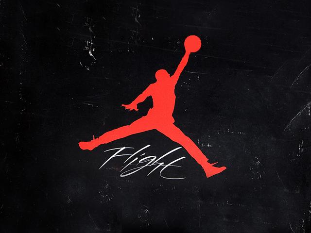 Jordan Flight Logo 640x480