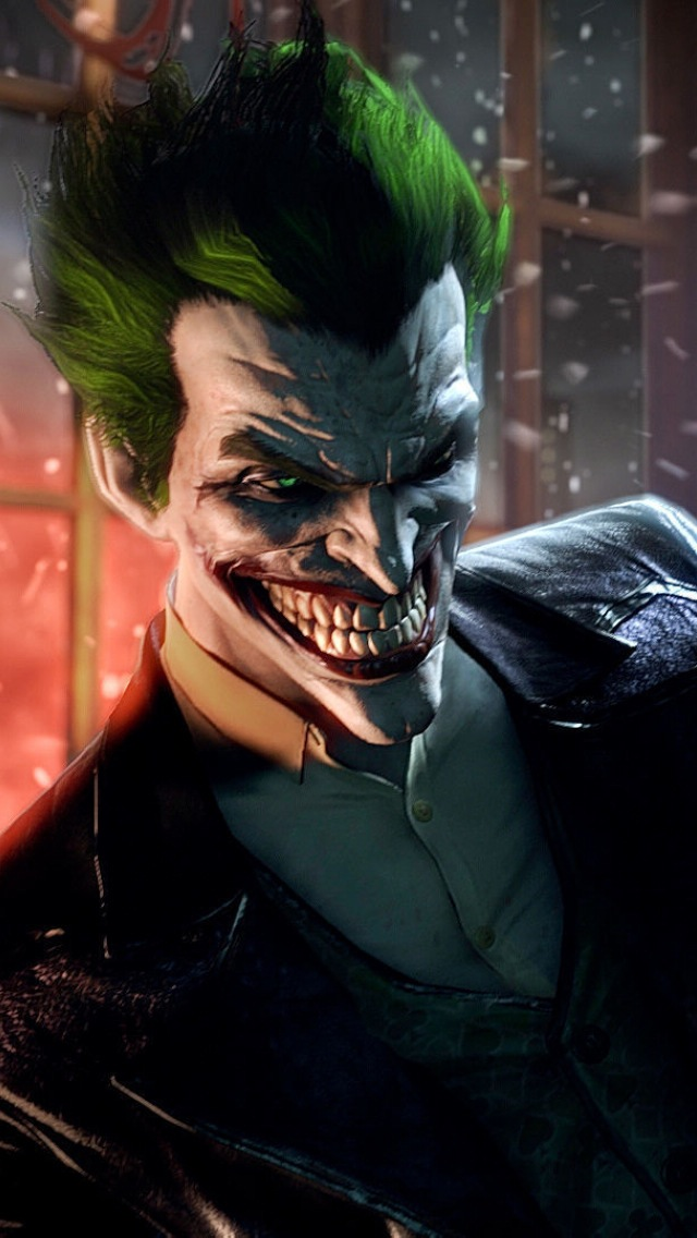 46 Joker Iphone 6 Wallpaper On Wallpapersafari