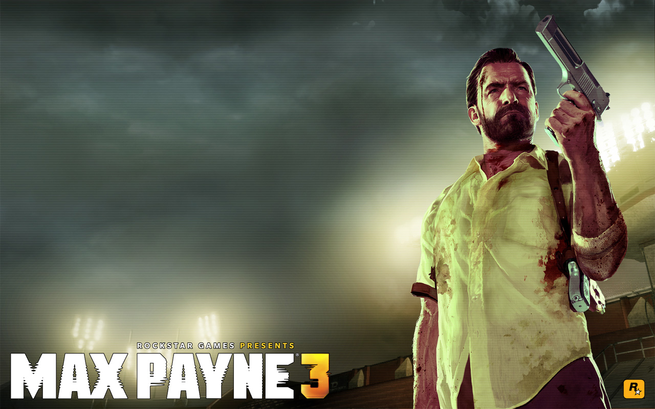 Max Payne 3 Hd Wallpapers Review Kinect and Xbox 360 Games 1280x800