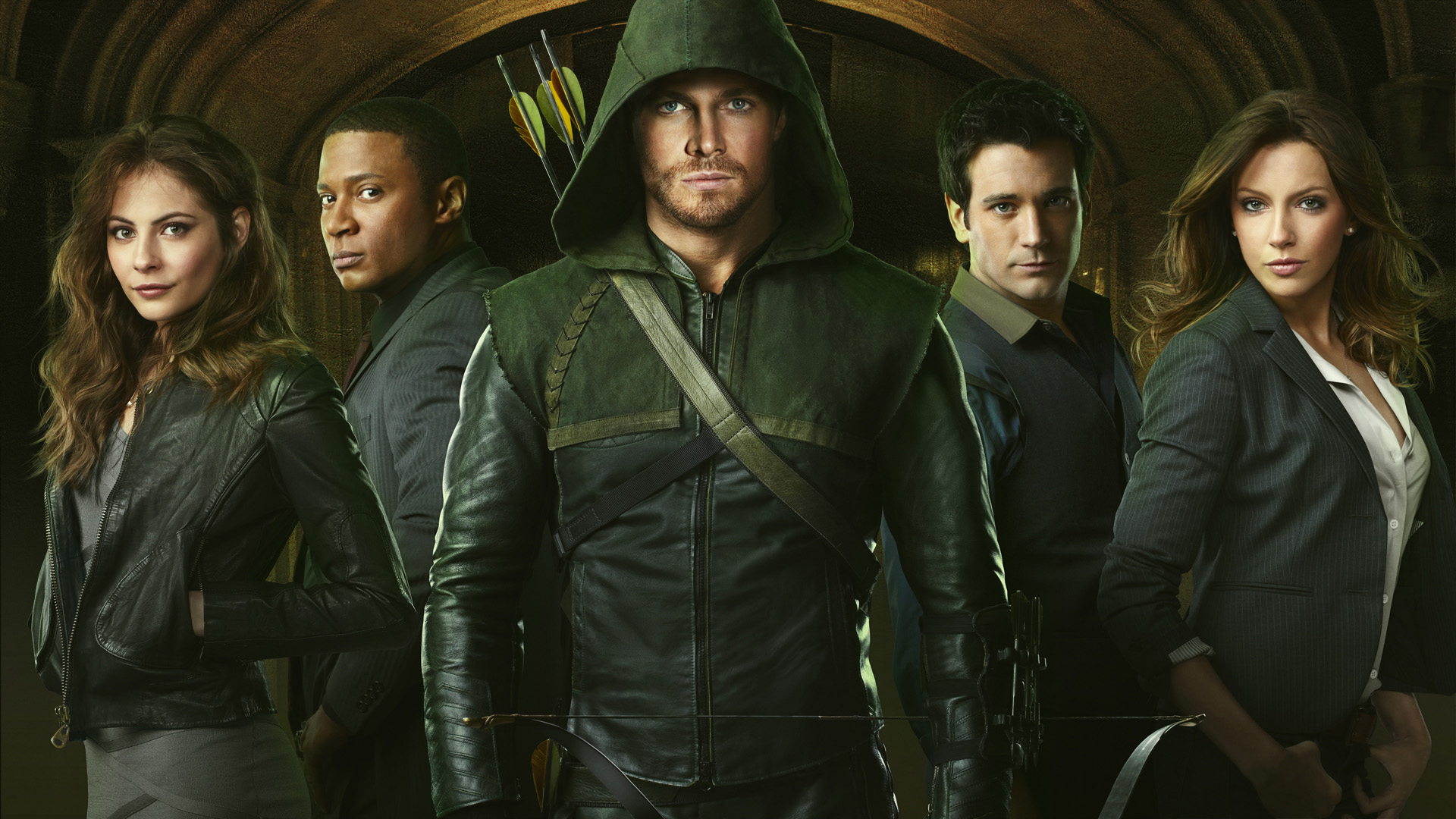 Arrow Season 2 Promises Two Big Villains Plus a Super Team   Spinoff 1920x1080