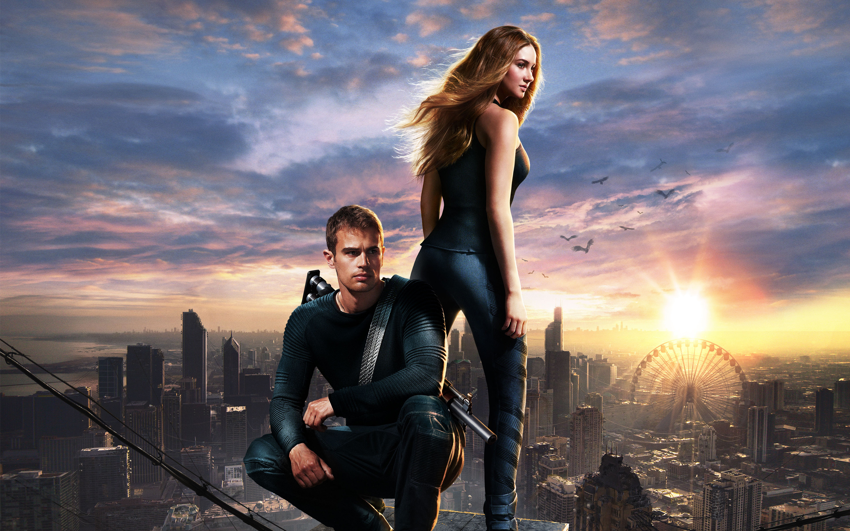 Divergent 2014 Movie Wallpapers HD Wallpapers 2880x1800