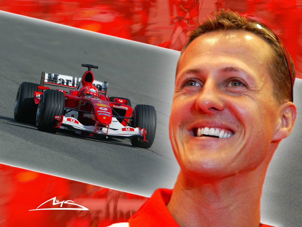 Michael Schumacher   michael schumacher Wallpaper Michael Schumacher 1024x768