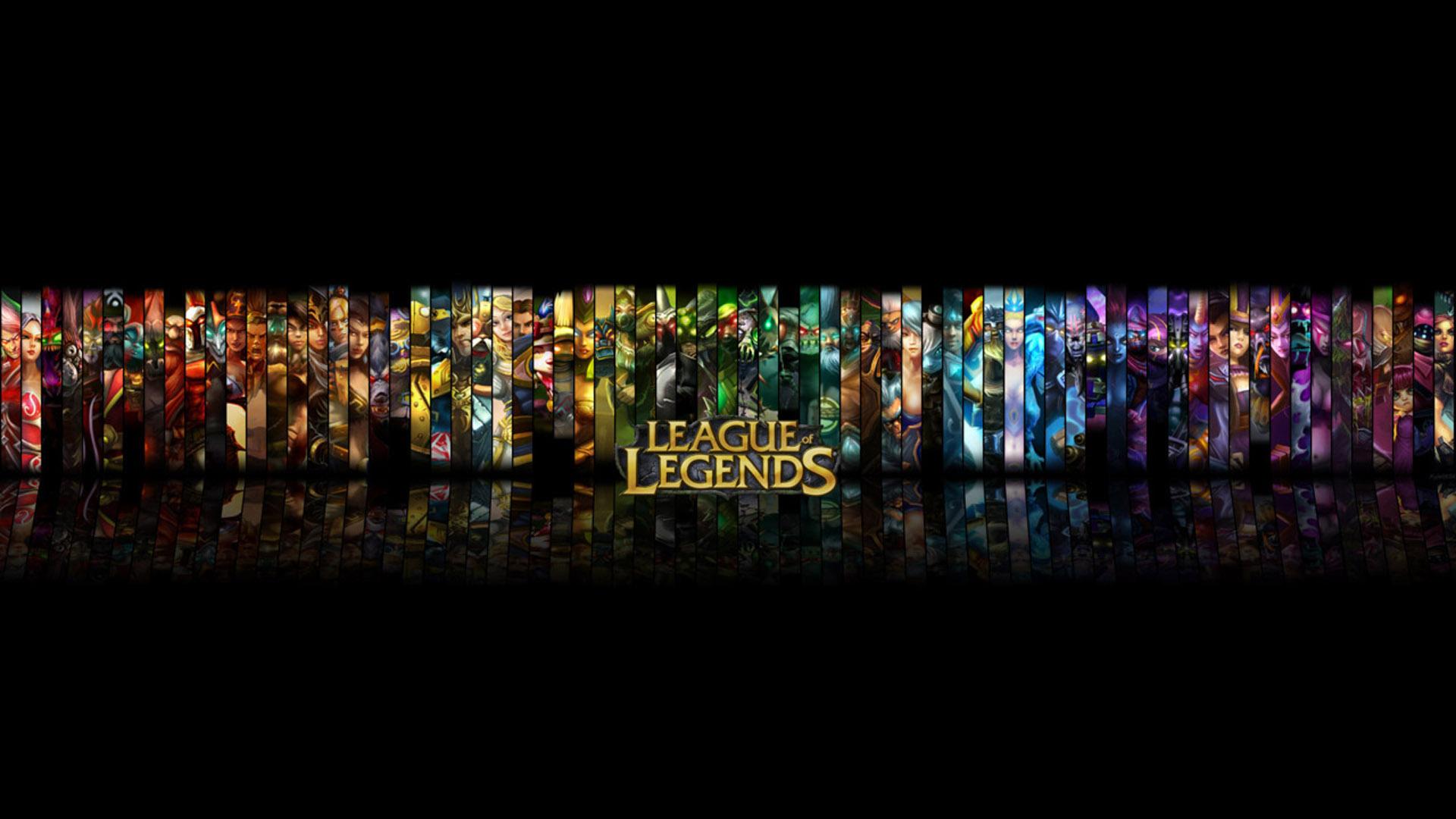 League of Legends Hero Collection HD Wallpaper FullHDWpp   Full HD 1920x1080