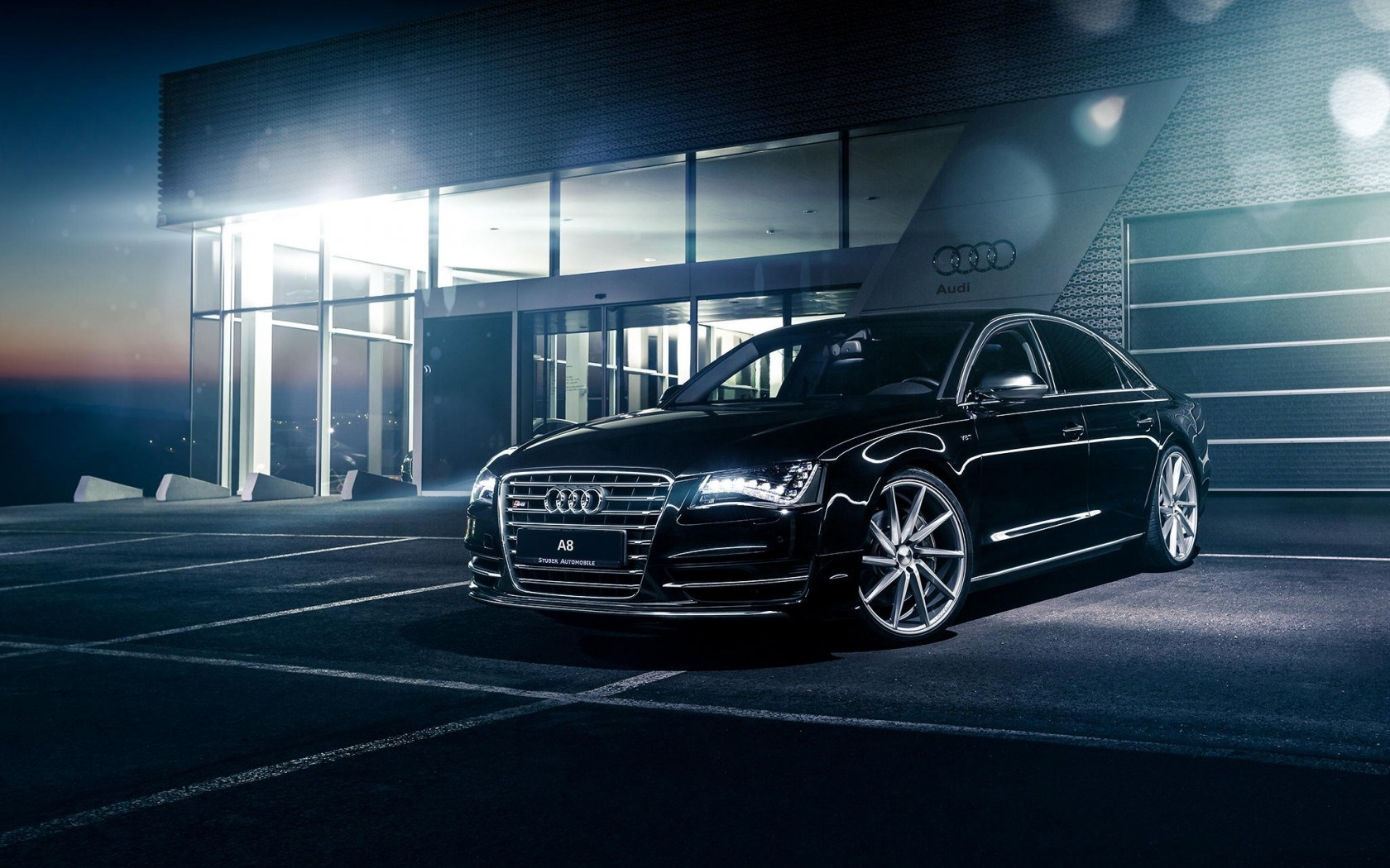 Audi A8 Wallpaper HD - WallpaperSafari