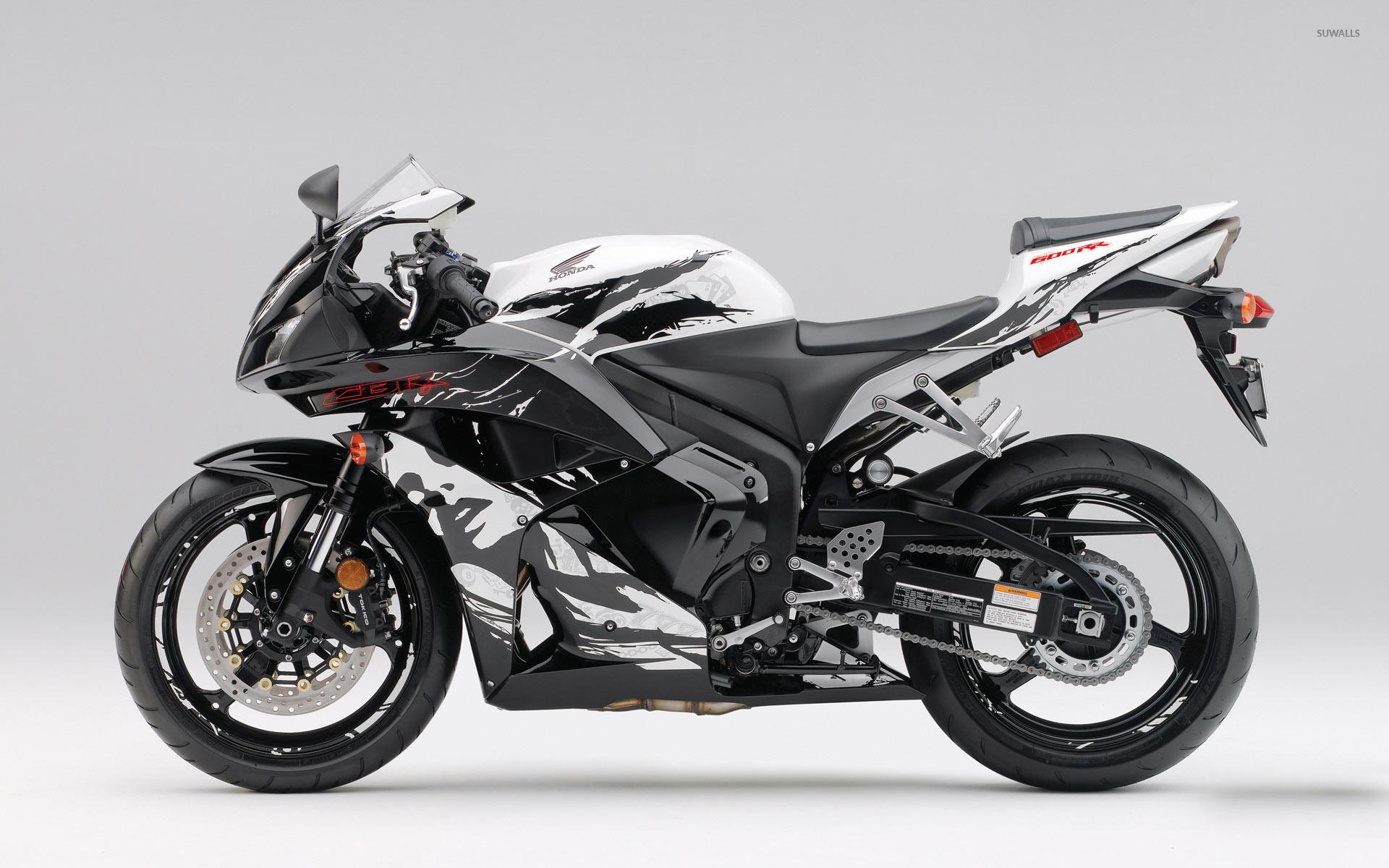 Honda CBR 600RR [4] wallpaper   Motorcycle wallpapers   10077 1920x1200