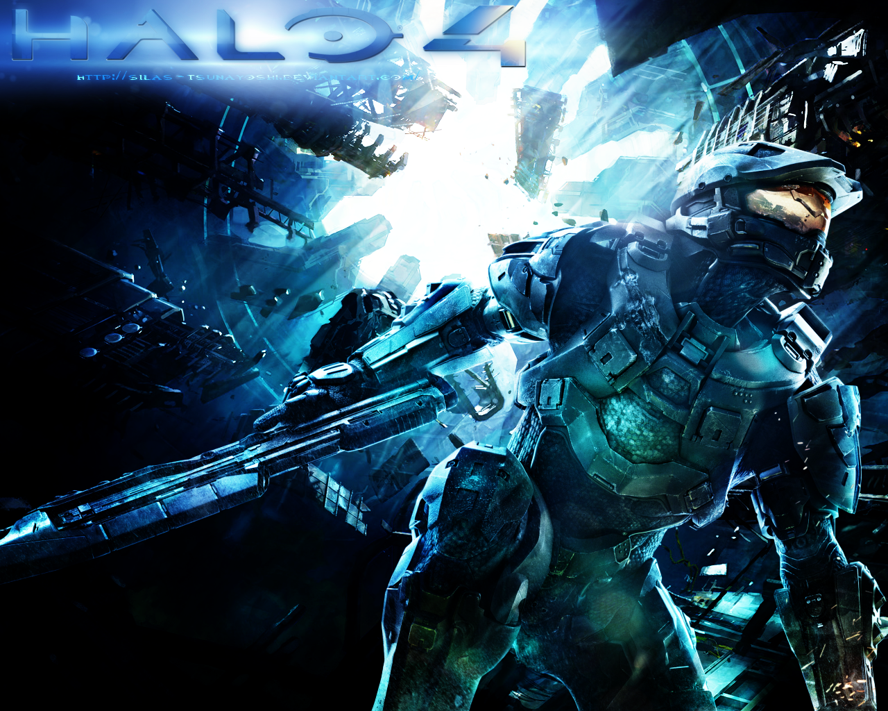Free Download Related Pix Halo 4 Wallpaper Master Chief Halo
