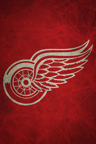 Detroit Red Wings iPhone Wallpaper Flickr   Photo Sharing 333x500