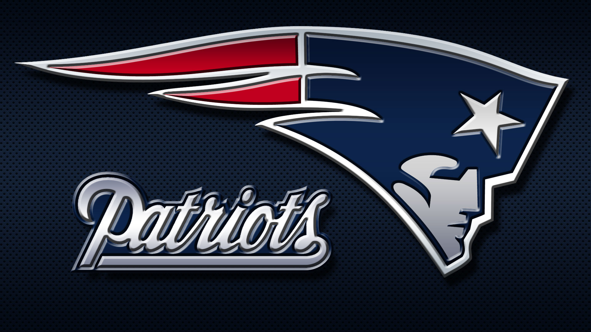 Patriots logo by Balsavor 1920x1080