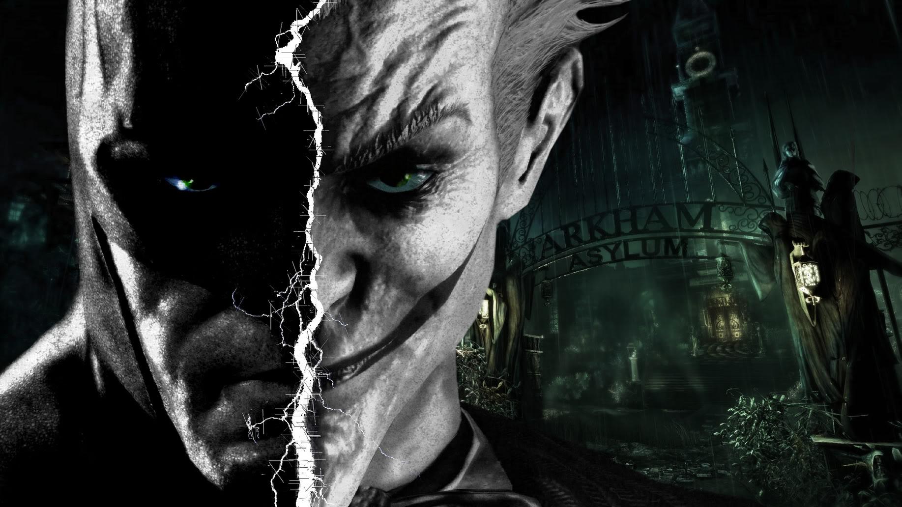 Batman Arkham Asylum Wallpaper and Background 1835x1032 1835x1032