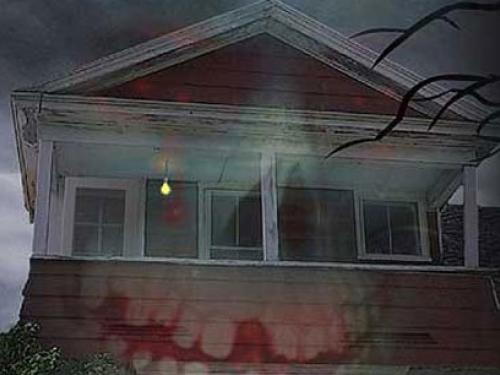 Download Halloween Haunted House Wallpaper and Backgrounds 500x375