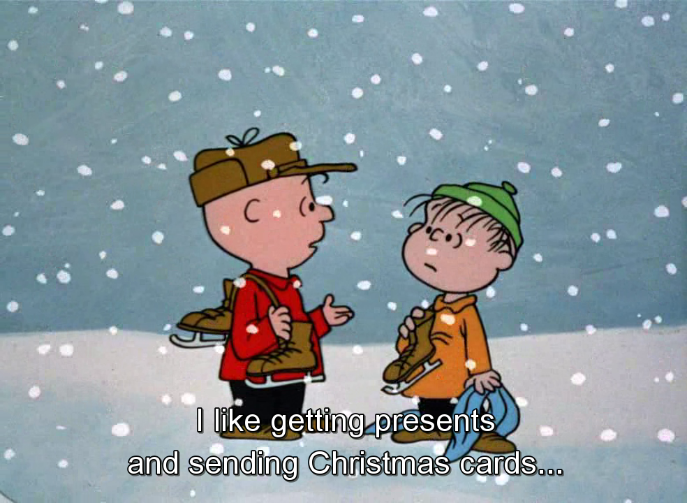 Charlie Brown Winter Enjoy the winter season 984x720