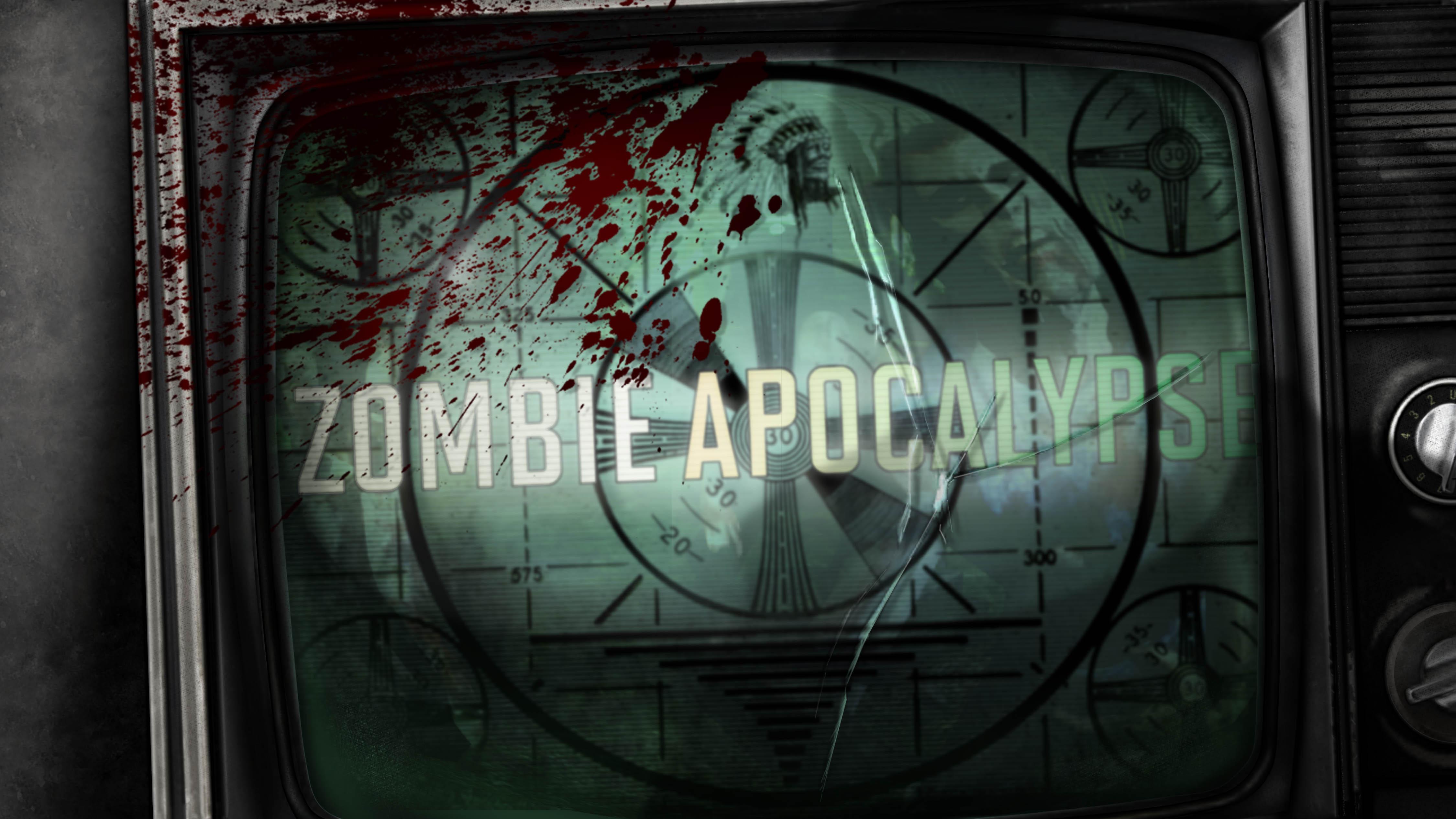 zombie computer wallpapers desktop backgrounds