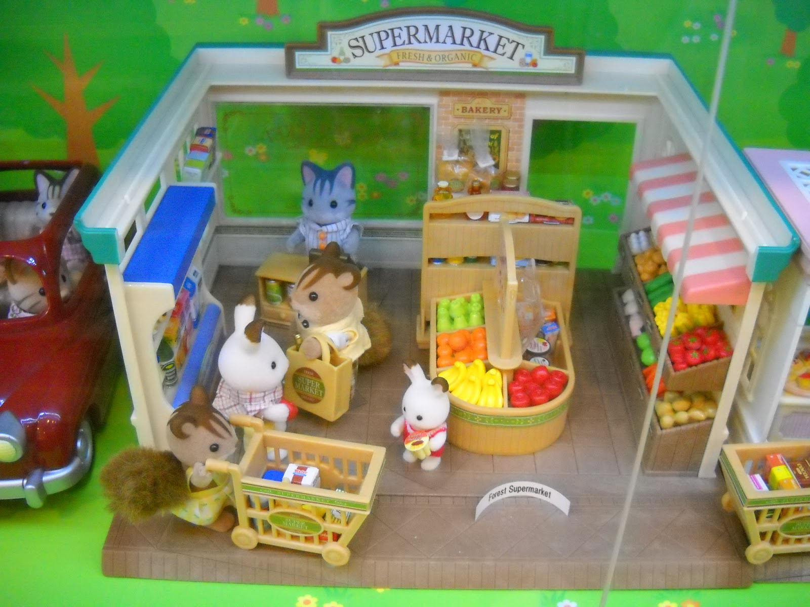 11 Calico Critters Wallpaper Red The Net 1600x1200