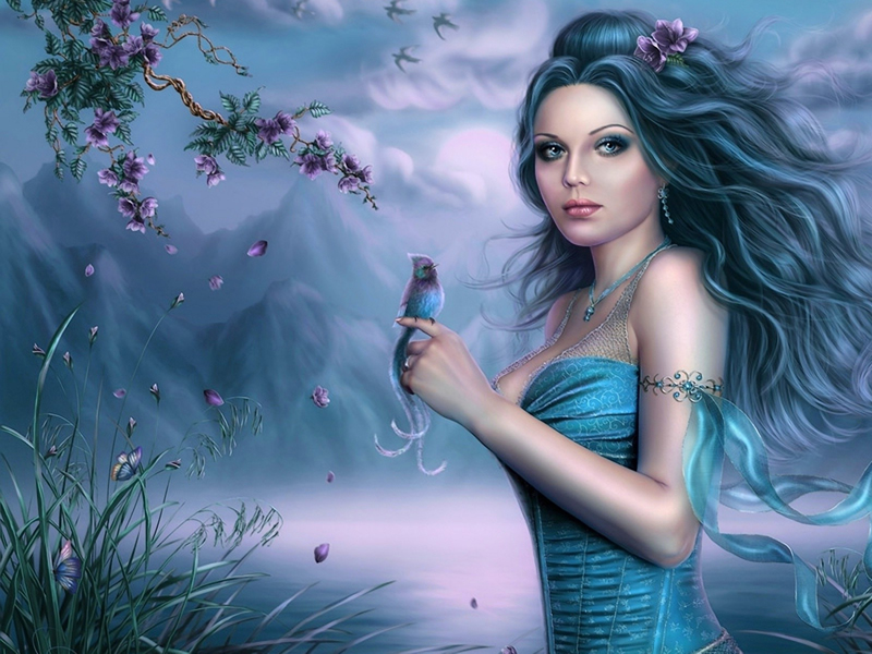 Beautiful Fairy Wallpaper Hd 12 Cool Wallpaper   Hivewallpapercom 800x600