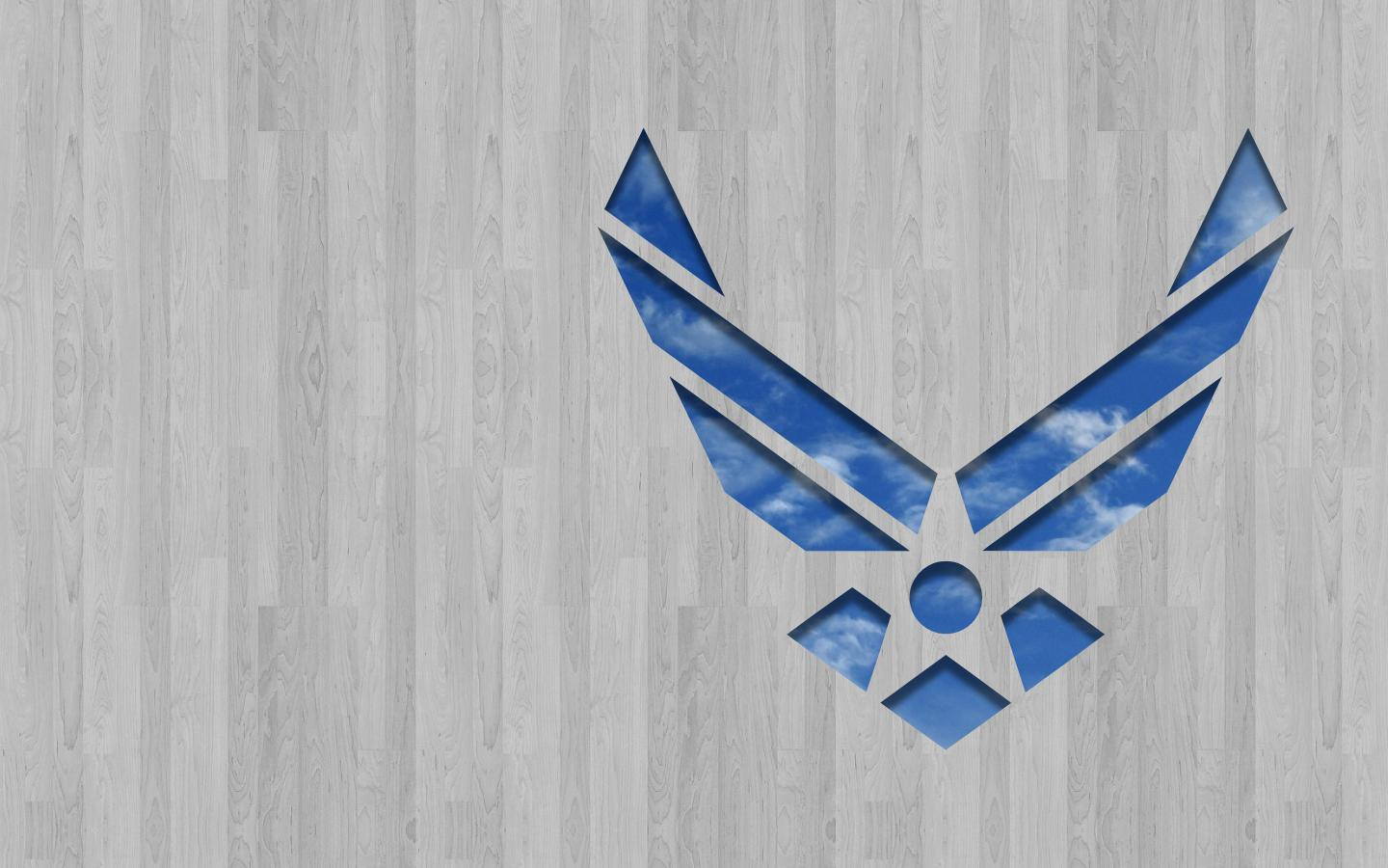 air force logo wallpaper wallpapersafari
