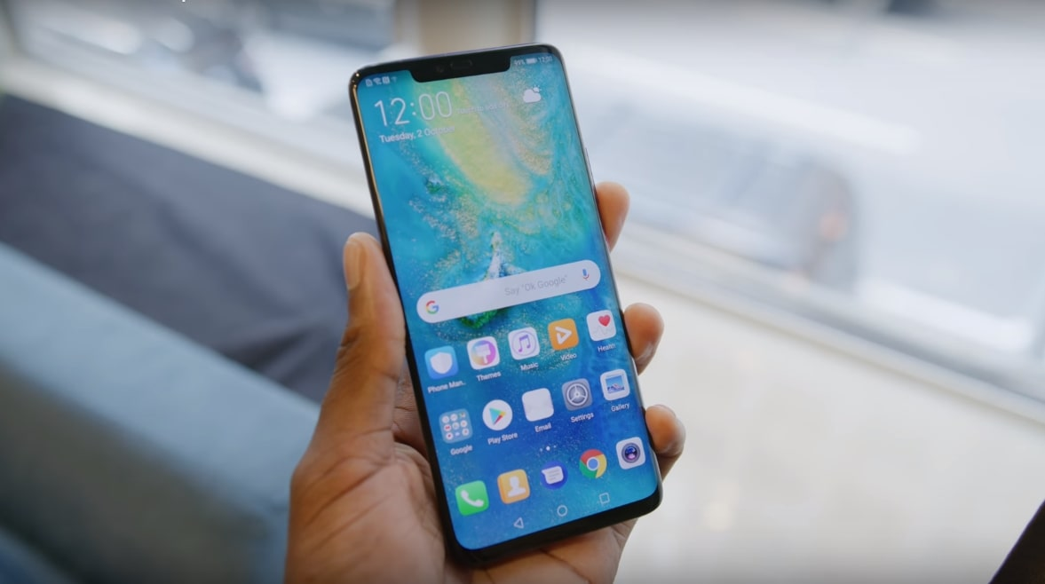 Download Huawei Mate 20 Pro and Mate 20 X Wallpapers and 1177x658