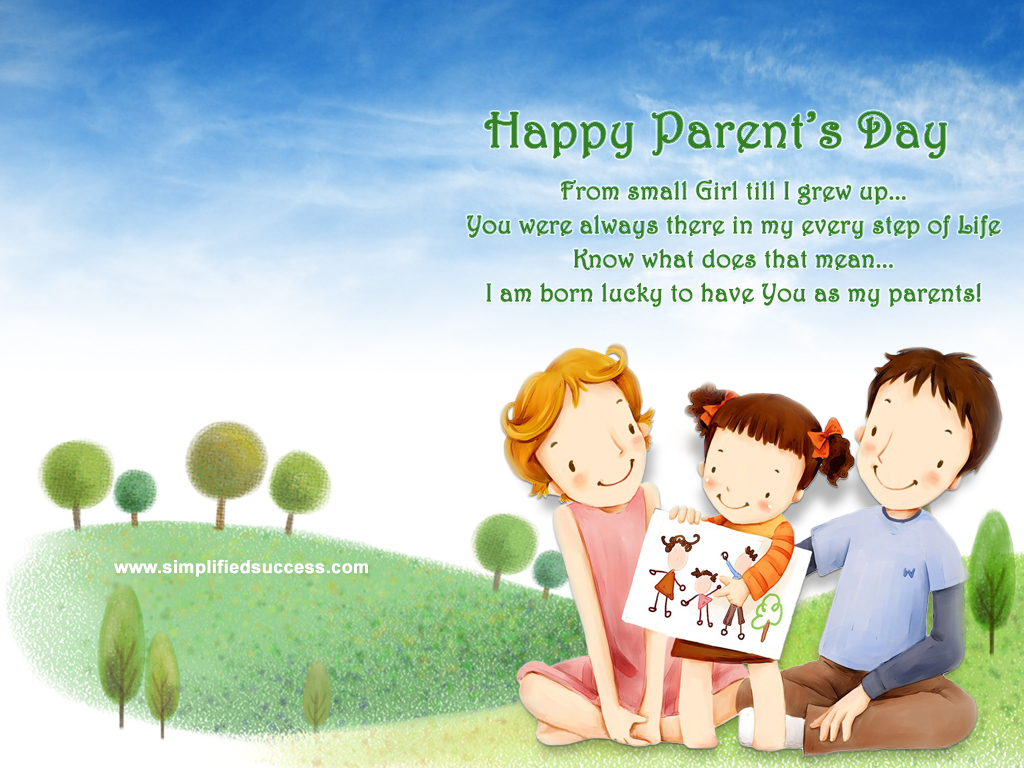 Parents Day 2013 Desktop Wallpaper Download Download 1024x768