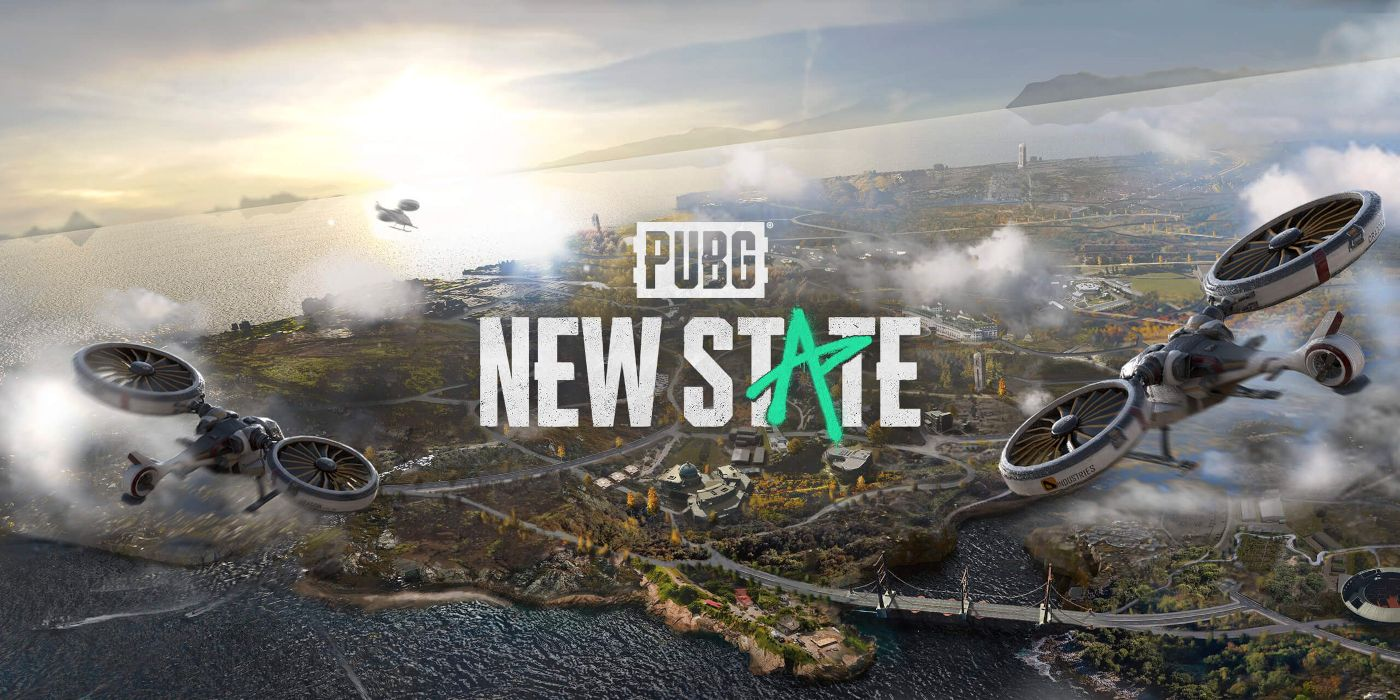 PUBG New State Is Set In the Future Pre Registration Now Live 1400x700