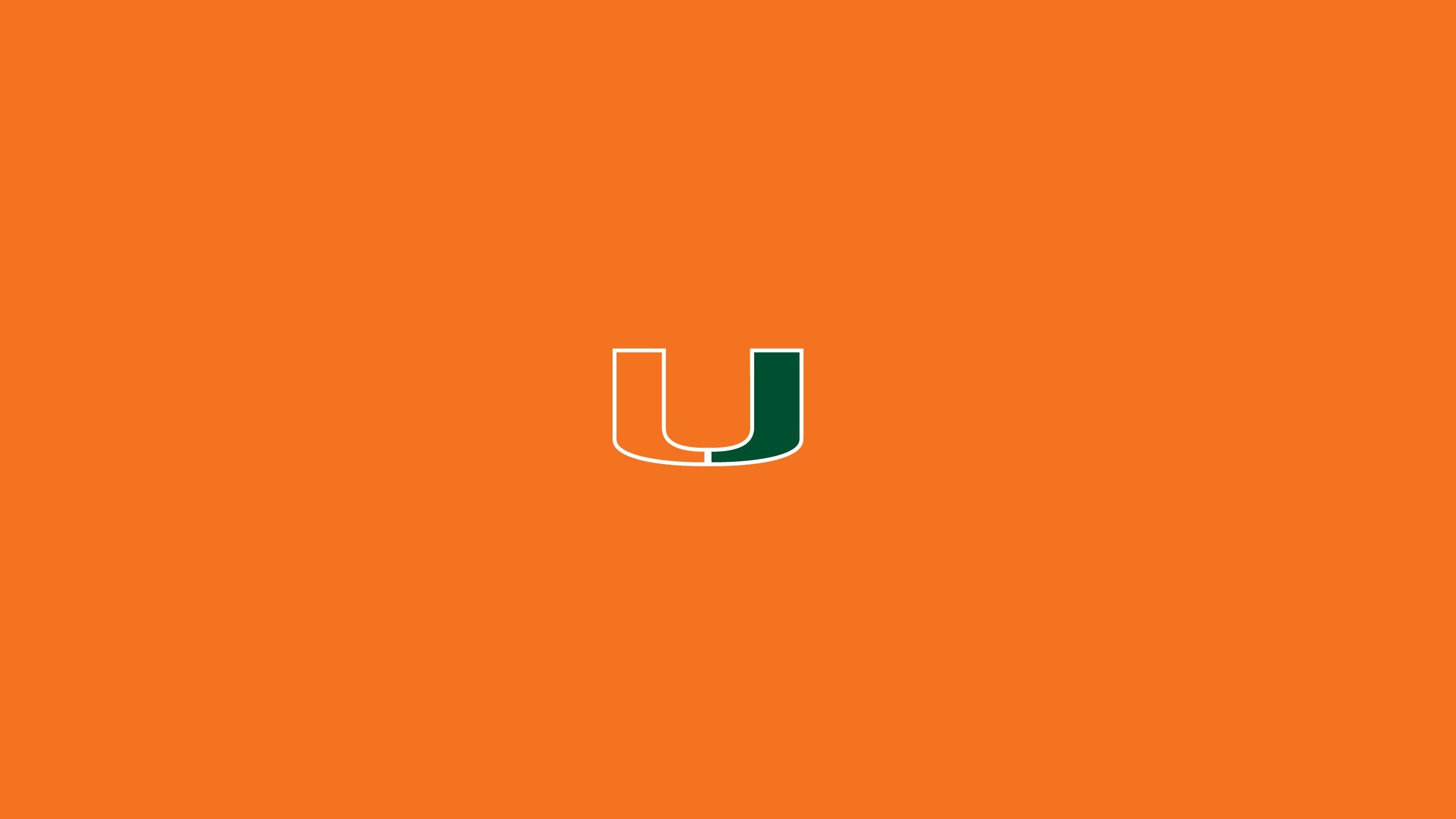 University Miami Hurricanes Official Athletic >> Um Wallpaper - WallpaperSafari