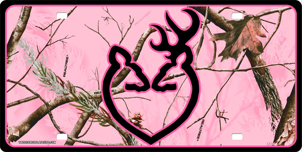 Pink Browning Camo Wallpaper Pink realtree camouflage 600x302
