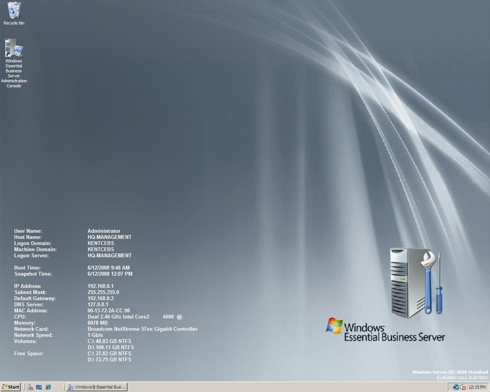 Download free windows essential business server 2008 standard.